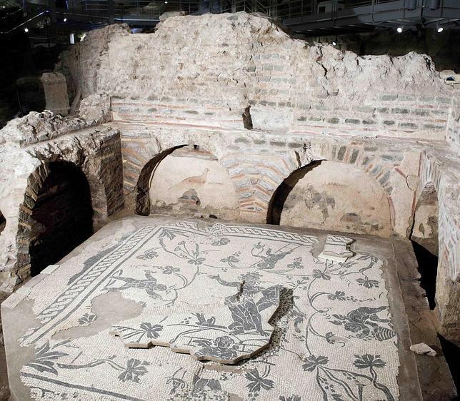 El Vaticano abre las puertas de su segunda necrópolis, la de Vía Triumphalis