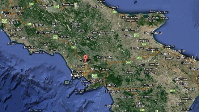Un terremoto de 5 grados en la escala de Richter sacude Nápoles