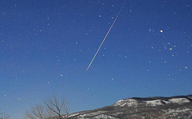 Cuadrántidas 2014: llega la primera lluvia de estrellas del año