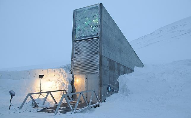 La Bóveda del Fin del Mundo oculta en el Ártico
