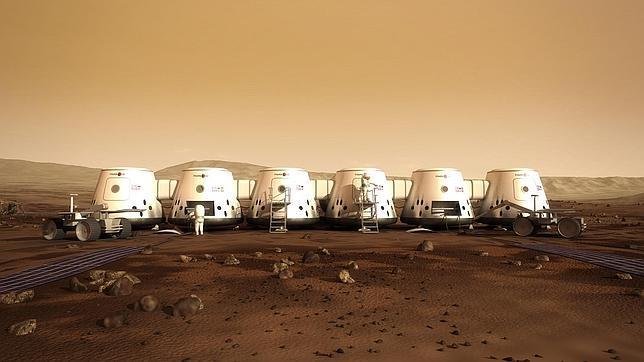 Mars One inicia la réplica de la casa de los voluntarios que viajarán a Marte sin retorno