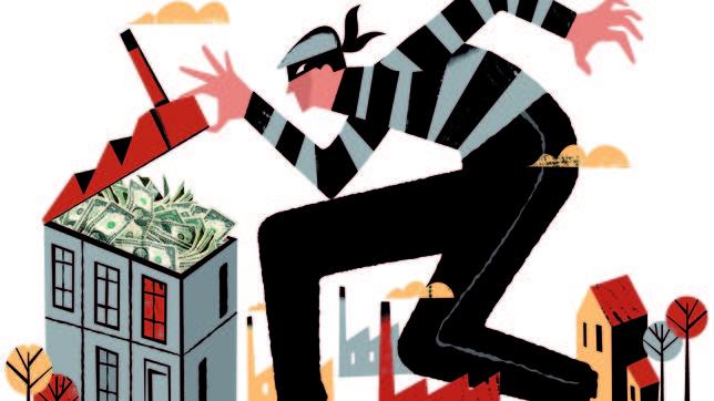 Ladrones patosos... o cómo ponérselo fácil a la Policía