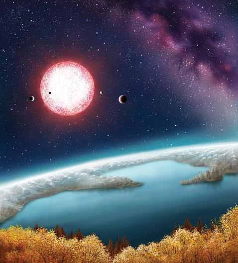 Descubren un planeta muy parecido a la Tierra
