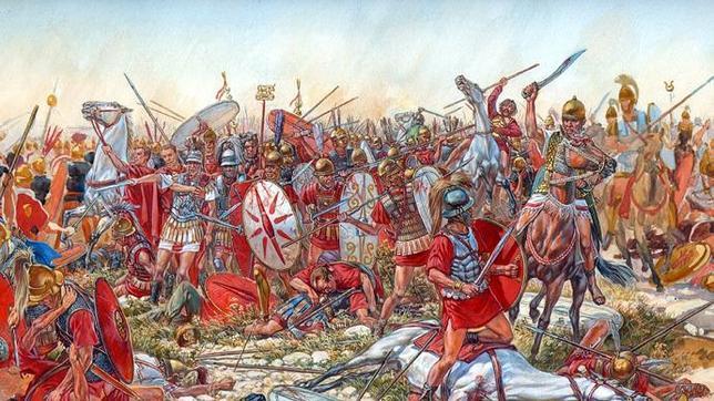 La batalla de Baecula continúa dos mil años después, ¿dónde situarla?