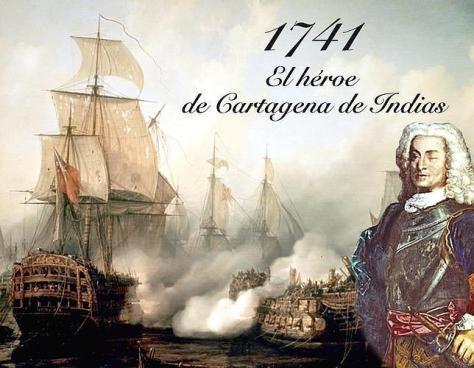 Blas de Lezo, el almirante español cojo, manco y tuerto que venció a Inglaterra