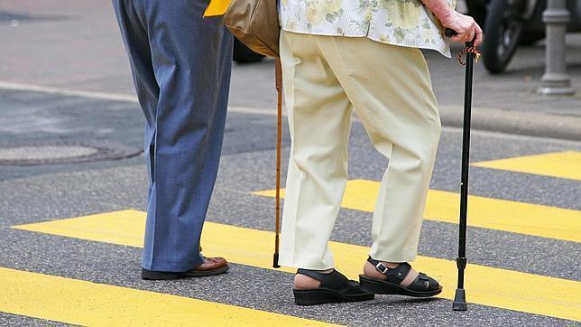 Mayores de 65 años, peatones de «alto riesgo»