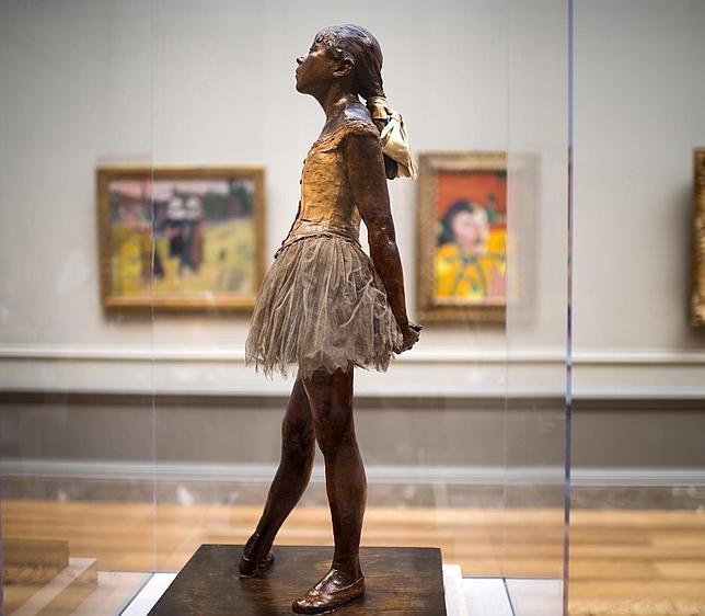 La bailarina de Degas sube de nuevo al escenario