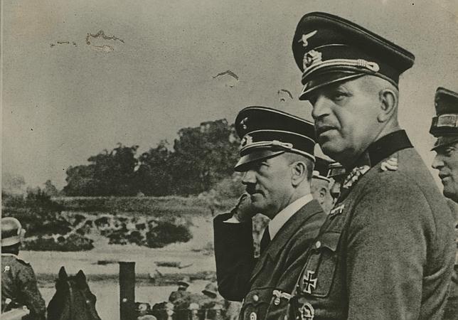 Metanfetamina, el arma secreta de los soldados nazis durante la Segunda Guerra Mundial
