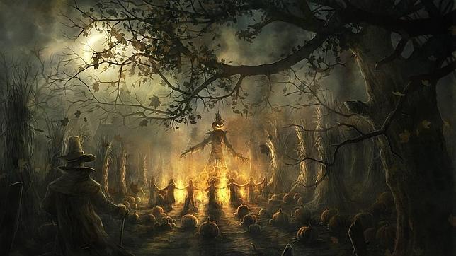 ¿Tiene Halloween origen en las tradiciones celtas?