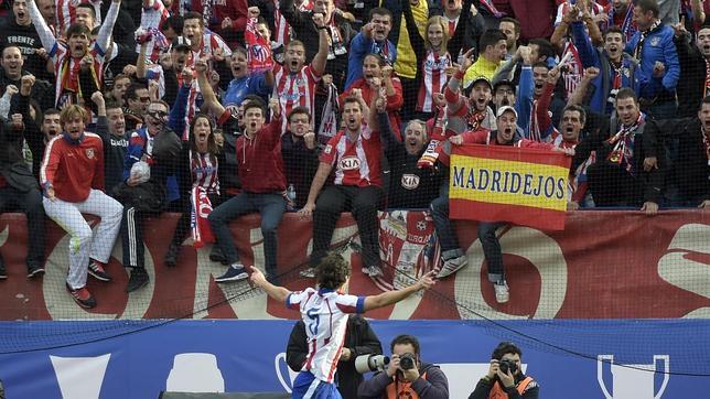 El Atlético de Madrid crece un 800% en su página de Facebook en 12 meses 1