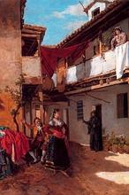 La casa de Tócame Roque de tantas marimorenas