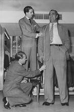 Primo Carnera, el «gigante asesino» al que encumbró la mafia