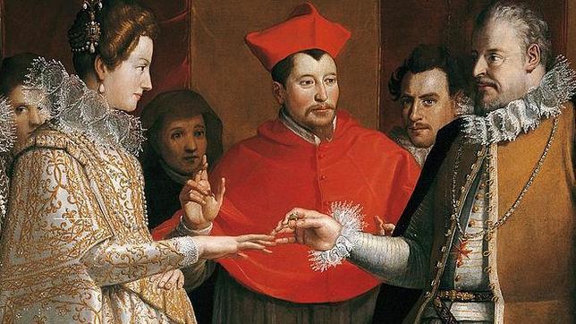 San Isidoro de Sevilla y la razón de llevar la alianza «en el cuarto dedo»