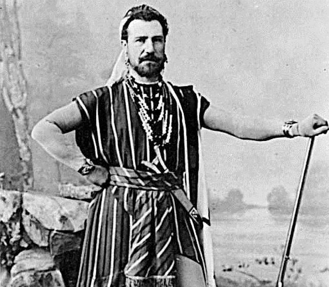 Julián Gayarre, un mito que continúa creciendo 125 años después de su muerte