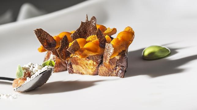 Diez grandes platos de los restaurantes de Espaa en 2014