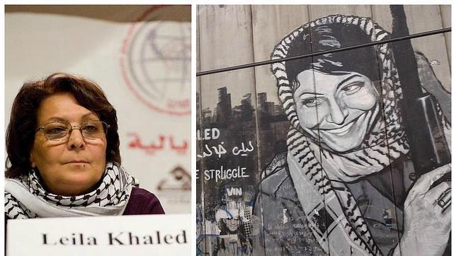 Leila Khaled ¿terrorista palestina o luchadora por la libertad en Sudáfrica?