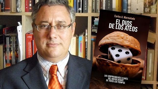 Carlos A. Marmelada, el profesor autor del libro / FOTOS: STELLA MARIS PARA ABC