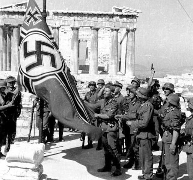 El billón y medio de dracmas que los nazis «cogieron prestados» de Grecia