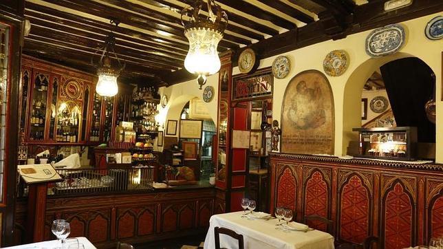 Los restaurantes con ms historia de Madrid