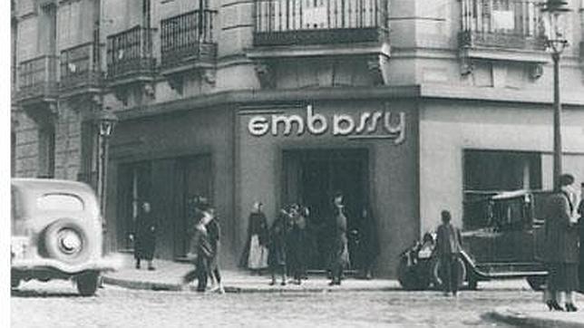 Resultado de imagen de embassy madrid