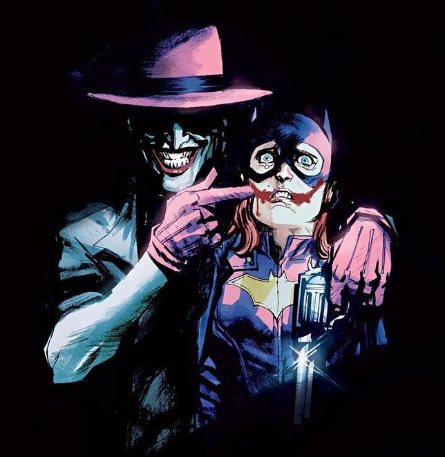 DC Comics retira una polémica portada del Joker y Batgirl tras las quejas de los fans