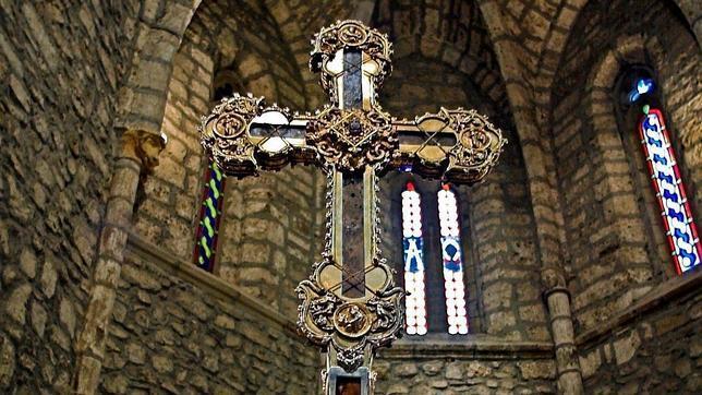El Lignum Crucis del Monasterio de Santo Toribio de Liébana