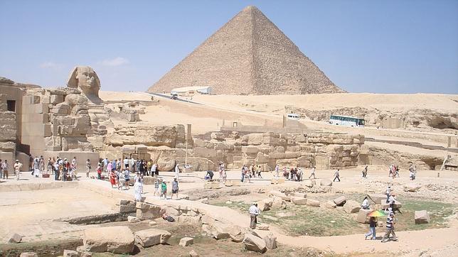 Descifran los enigmas de la Gran Pirámide de Keops