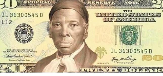 Una exesclava abolicionista ilustrará los billetes de 20 dólares en EE.UU.