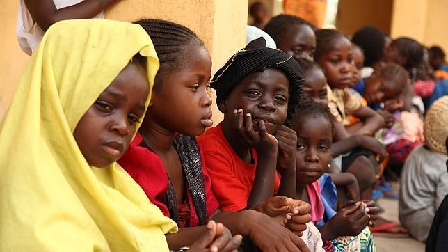 «Los de Boko Haram hacían turnos para violarme»