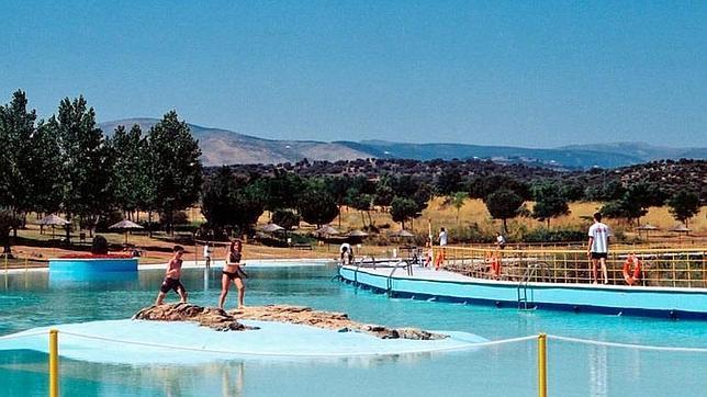 Las diez piscinas ms exticas en Madrid
