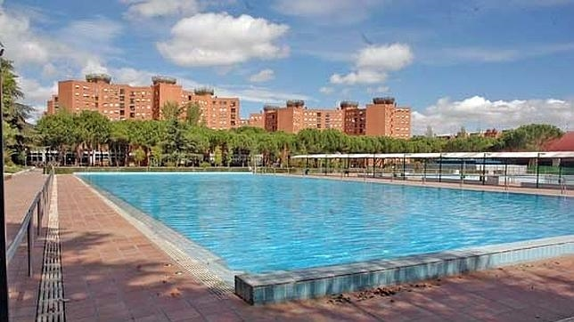La piscina municipal de San BlasCanillejas  ABCes