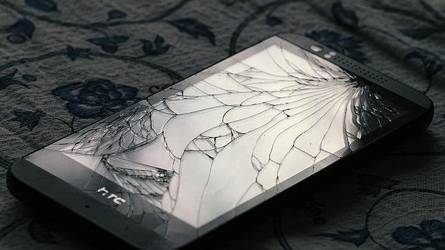 Crean el material que hará que tu «smartphone» se repare solo