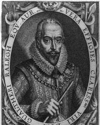 Sir Walter Raleigh, artífice de la colonización de Virginia