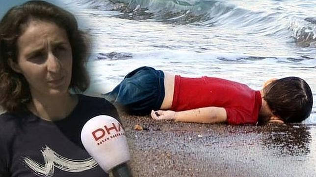 «Cuando vi a Aylan Kurdi se me heló la sangre»