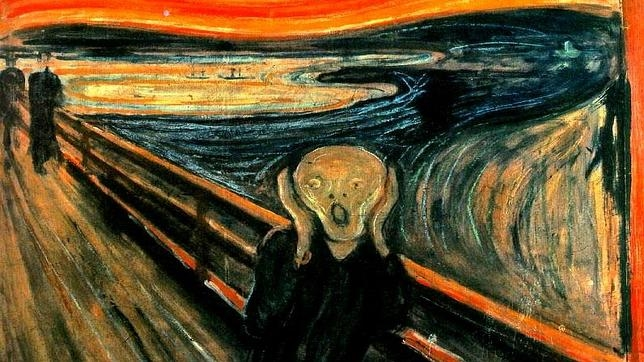 Image result for o grito munch