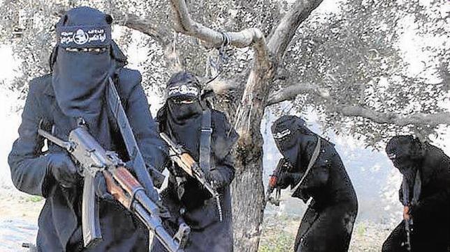 La yihad recluta en España a mujeres como esclavas sexuales de sus terroristas