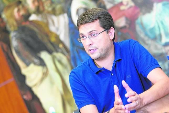 Juan Ramón Adsuara: «Propondré primarias en Alfafar para que el PP elija a su candidato a alcalde»