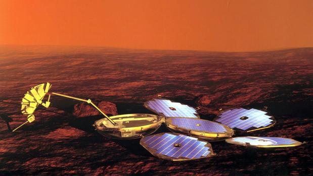 Los investigadores creen que el Beagle 2 abrió de tres a cuatro paneles solares tras aterrizar en Marte