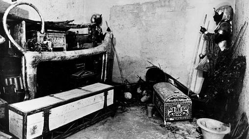 Resultado de imagen de tumba tutankamon