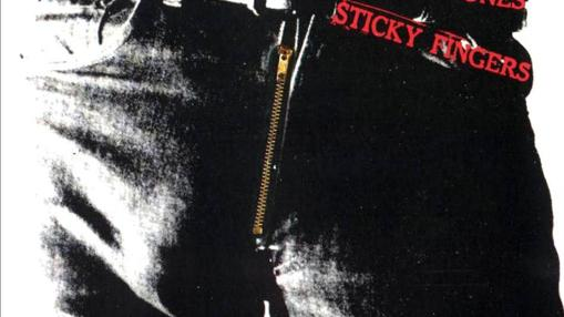 Portada del disco «Sticky Fingers»