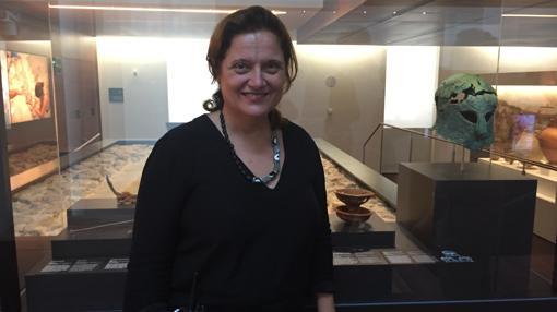 María Morente, directora del museo