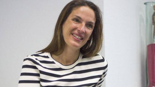 Casilda Sánchez Varela, autora de «Te espero en la última esquina del otoño»