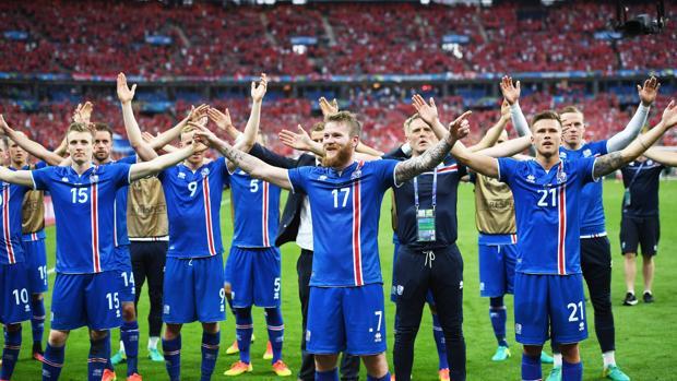 Resultado de imagen de islandia eurocopa