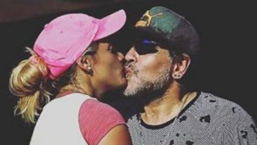 La Policía acude al hotel de Maradona en Madrid por una supuesta agresión del exfutbolista a su novia