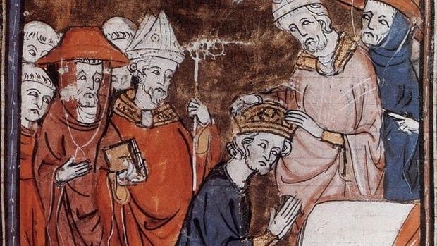 Resultado de imagen para Fotos de aristócrata Esteban III, es coronado como papa de la Iglesia católica