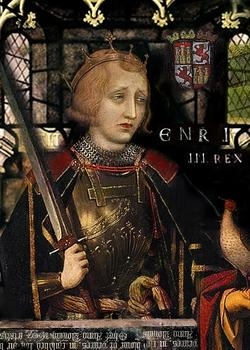 Retrato de Enrique III, «El Doliente»