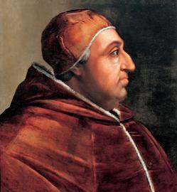Retrato del Papa Alejandro VI