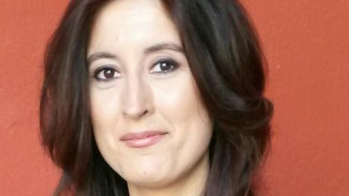 María Lara, autora de «Pasaporte de bruja»