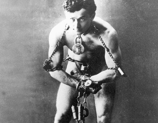 Houdini, el escapista más famoso que ha dado la Historia