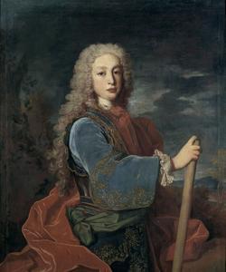 Luis I de Borbón (1707-1724), llamado el Bien Amado